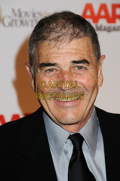 "ROBERT FORSTER.9th Annual AARP Magazine ""Movies For Grownups"" Awards Gala held at The Beverly Wilshire Hotel, Beverly Hills, California, USA..February 16th, 2010.headshot portrait black grey gray .CAP/ADM/BP.©Byron Purvis/AdMedia/Capital Pictures."