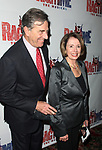 """Paul Pelosi & Nancy Pelosi attending the Opening Night Performance after party for the Broadway Musical """"RAGTIME"""" at Tavern On The Green Restaurant in New York City. November 15, 2009"""