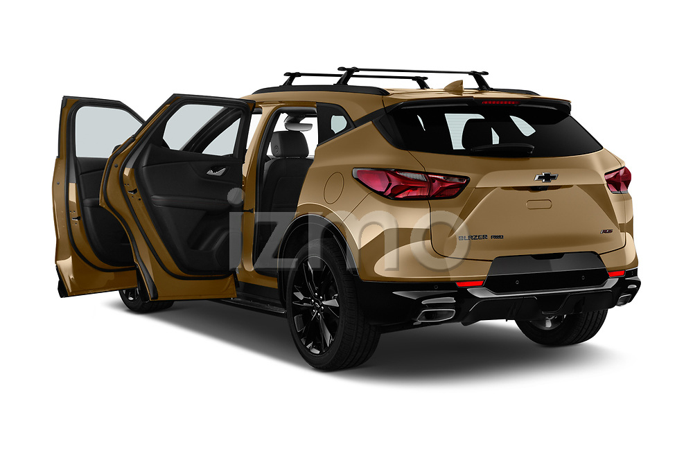 Car images of 2019 Chevrolet Blazer RS 5 Door SUV Doors