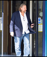 BNPS.co.uk (01202 558833)<br /> Pic: RogerArbon/BNPS<br /> <br /> Neil Grinnall (56) leaving Poole Magistrates Court.<br /> <br /> A millionaire claimed he should be shown more courtesy because of his wealth after abusing check-in staff at an airport.<br /> <br /> The property developer has now been fined after launching a foul-mouthed tirade at 'petrified' airport staff who told him his hand luggage was too heavy.<br /> <br /> Neil Grinnall (56), of Sandbanks, Dorset, was catching a flight from Bournemouth to Spain when he 'lost his temper' at check-in staff.<br /> <br /> The businessman has previously been cautioned by police after launching a stool over the bar at Rick Stein's restaurant in the millionaires enclave of Sandbanks whilst on a night out with tv celebrity Celia Sawyer in 2017.