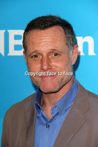 PASADENA, CA - January 19: Jason Beghe at the NBC-Universal 2014 TCA Winter Press Tour, Langham Huntington Hotel and Spa, Pasadena, January 19, 2014.<br />