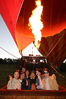 08 February 2018 - Hot Air Balloon Gold Coast and Brisbane