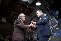The Price by Arthur Miller, A Theatre Royal Bath Production directed by Jonathan Church. With David Suchet as Gregory Solomon, Brendon Coyle as Victor Franz. Opens at Wyndams Theatre on 11/2/19 pic Geraint Lewis EDITORIAL USE ONLY