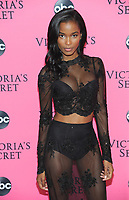 NEW YORK, NY - DECEMBER 02: Zuri Tibby attends the Victoria's Secret Viewing Party at Spring Studios on December 2, 2018 in New York City. <br /> CAP/MPI/JP<br /> &copy;JP/MPI/Capital Pictures