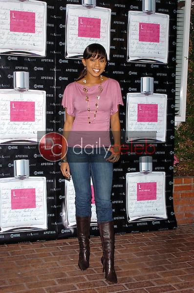 """Zee James<br />at the launch of """"L eau de parfum"""". Fred Segal, Los Angeles, CA. 02-15-06<br />Scott Kirkland/DailyCeleb.Com 818-249-4998"""