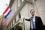 Prime Minister of the Netherlands, H.E. Mark Rutte 9.29.15