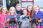 Ballyfinnane National School parents association are organising fundraisers for the school including a Ce?ili night and a table quiz in Ballyfinnane Hall on Saturday 15 November l-r: Ashling O'Neill, Sarah O'Connor, Joanne Browne, Niamh Quirke, Heather Grey and Gemma Teahan   Copyright Kerry's Eye 2008