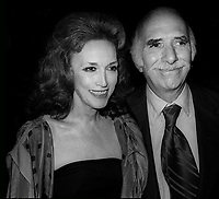Helen Gurley Brown and David Brown 1978<br /> Photo By Adam Scull/PHOTOlink.net
