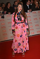 Lacey Turner  attending the National Television Awards 2018 at The O2 Arena on January 23, 2018 in London, England. <br /> CAP/Phil Loftus<br /> &copy;Phil Loftus/Capital Pictures