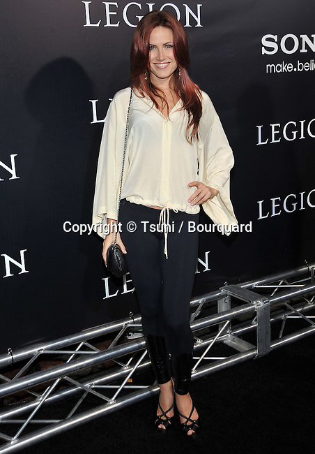 Vail Bloom _57   -<br /> Legion Premiere at the Arclight Theatre in Los Angeles.