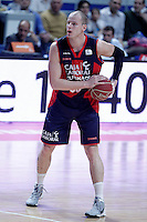 Caja Laboral Baskonia's Maciej Lampe during Liga Endesa ACB match.January 6,2012. (ALTERPHOTOS/Acero) /NortePhoto