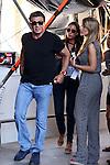 Kellan Lutz, Wesley Snipes, Jason Statham, Sylvester Stallone and Antonio Banderas present the film ´The Expendables 3'. In the Pic: Sylvester Stallone, in Marbella, Spain. August, 5 of 2014. (ALTERPHOTOS/Carlos Dafonte)