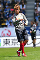 Igor Torres Sartori (Antlers), APRIL 29, 2011 - Football: 2011 J.League Division 1 match between Avispa Fukuoka 1-2 Kashima Antlers at Level 5 Stadium in Fukuoka, Japan. (Photo by AFLO)