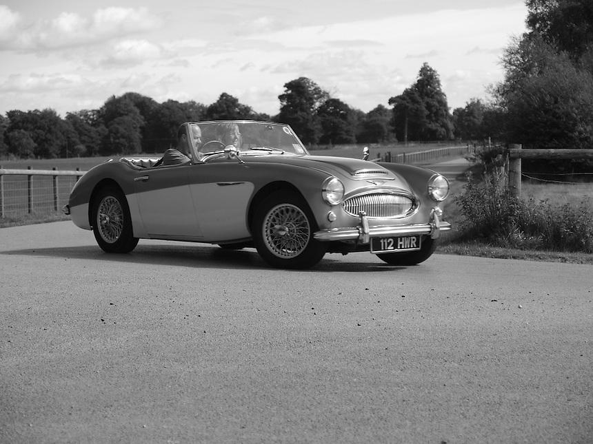 Austin Healey Sports Cars - 1961