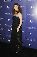 NEW YORK, NY - JUNE 22: Debra Messing attends  Logo's 2017 Trailblazer Honors Awards show at Cathedral of St. John the Divine on June 22, 2017 in New York City. Photo by John Palmer/MediaPunch