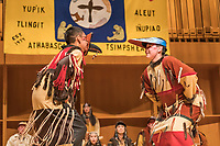 2017 Festival of Native Arts celebration in Fairbanks, Alaska.