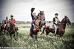 Artistic Pictures of Bicentenary of Waterloo Battle