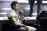 Milano 02/11/2017 - trasmissione Tv  X-Factor foto Daniele Buffa/Image/Insidefoto <br /> nella foto: Federico Lucia Fedez