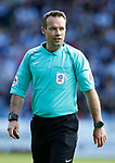 Referee Paul Tierney during the English Championship play-off 1st leg match at the John Smiths Stadium, Huddersfield. Picture date: May 13th 2017. Pic credit should read: Simon Bellis/Sportimage