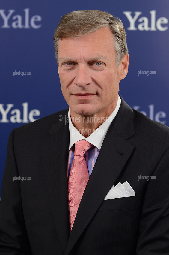Theodore Malloch Portrait at Yale