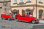Praga, stolica Czech. 2013-07-23. Centrum miasta.