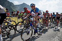 up the Tourmalet (HC/2115m/19km @7.4%)<br /> <br /> Stage 14: Tarbes to Tourmalet(117km)<br /> 106th Tour de France 2019 (2.UWT)<br /> <br /> ©kramon