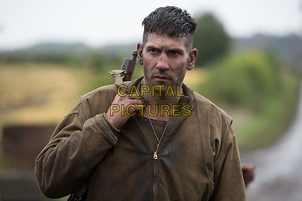 Jon Bernthal<br /> in Fury (2014)  <br /> *Filmstill - Editorial Use Only*<br /> CAP/NFS<br /> Image supplied by Capital Pictures