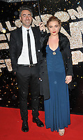 William Oldroyd and Florence Pugh at the 60th BFI London Film Festival Awards 2016, Banqueting House, Whitehall, London, England, UK, on Saturday 15 October 2016.<br /> CAP/CAN<br /> &copy;CAN/Capital Pictures /MediaPunch ***NORTH AND SOUTH AMERICAS ONLY***