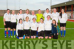 Kenmare at the Denny Ladies League Final Tralee Dynamos  V  Inter Kenmare at Mounthawk Park on Thursday