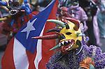 Mardi Gras Carnival, Ponce, Puerto Rico