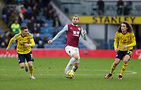 2nd February 2020; Turf Moor, Burnley, Lancashire, England; English Premier League Football, Burnley versus Arsenal; Jay Rodriguez of Burnley