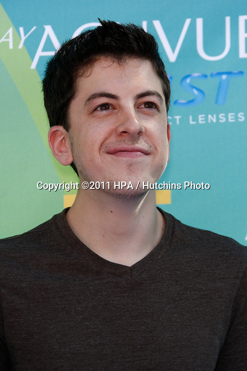 LOS ANGELES - AUG 7:  Christopher Mintz-Plasse arriving at the 2011 Teen Choice Awards at Gibson Amphitheatre on August 7, 2011 in Los Angeles, CA