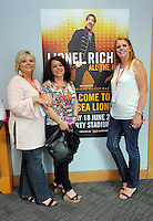 Pictured: A crowd of people inside the stadium Saturday 18 June 2016<br /> Re: Lionel Richie, All The Hits concert at the Liberty Stadium, Swansea, Wales, UK