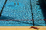 2004 Athens Olympics, Australian Syncronised swimming team  trainning in Athens.