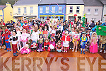 Record numbers attended the Childrens Fancy Dress Competition at the Cahersiveen Festival of Music & the Arts on Friday night last.