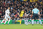 Borussia Dortmund Midfielder Shinji Kagawa in action during the Europe Champions League 2017-18 match between Real Madrid and Borussia Dortmund at Santiago Bernabeu Stadium on 06 December 2017 in Madrid Spain. Photo by Diego Gonzalez / Power Sport Images