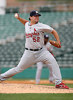 Chris Perez / Memphis Redbirds..Photo by:  Bill Mitchell/Four Seam Images