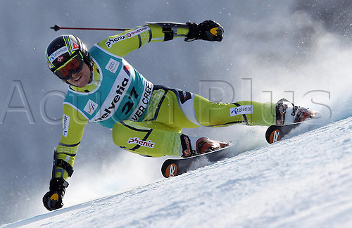 04.12.2011. Beaver Creek Colorado USA Ski Alpine FIS World Cup Giant slalom the men Picture shows Leif Kristian Haugen NOR