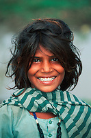 Indian boy, Rajasthan, India