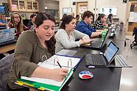 Vet Technology Classroom
