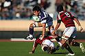 Kyosuke Horie (Meiji), DECEMBER 4, 2011 - Rugby : Kanto Intercollegiate Rugby Games between Waseda University 18-16 Meiji University at National Stadium, Tokyo, Japan. (Photo by YUTAKA/AFLO SPORT) [1040]