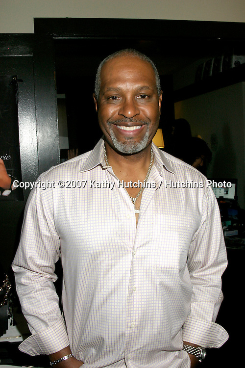 James Pickens.GBK Emmy Gifting Suite.Hollywood Roosevelt Hotel.Los Angeles,  CA.September 14, 2007.©2007 Kathy Hutchins / Hutchins Photo...
