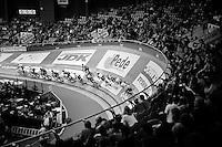 points race inside the iconic Kuipke Velodrome<br /> <br /> 2015 Gent 6