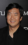 """HOLLYWOOD, CA - MARCH 03: Ken Jeong attends the Los Angeles special screening of """"Limitless"""" at ArcLight Cinemas Cinerama Dome on March 3, 2011 in Hollywood, California."""