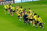 Tottenham Hotspur FC's team during training session. October 16,2017.(ALTERPHOTOS/Acero)