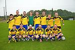 LEAGUE: The Cedar Killarney team  in the division 2B league game Shanakill Athletic V Cedar Killarney at Mounthawk Park on Friday