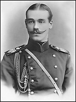 BNPS.co.uk (01202 558833)Pic: MarkAndersen/BNPS<br /> <br /> Grand Duke Michael Alexandrovich.<br /> <br /> A Russian Grand Duke branded King George V a 'scoundrel' who 'did not lift a finger' to save the Romanov family in the revolution there of 1917, explosive diaries have revealed.<br /> <br /> The cousin of the overthrown Russian Royal family blamed the British King for their executions because he failed to grant them refuge.<br />  <br /> Dmitri Pavlovich no-holds-barred diary extracts have been published for the first time in a new book by respected historian Coryne Hall, To Free The Romanovs.