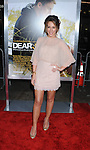 """HOLLYWOOD, CA. - February 01: Haylie Duff arrives at the """"Dear John"""" World Premiere held at Grauman's Chinese Theatre on February 1, 2010 in Hollywood, California."""
