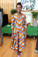 New York Ny Aug 27: Lupita Nyong'o he Pre-VMA Fem The Future Brunch with Janelle Monae in New York City on August 27, 2016 Credit Walik Goshorn / MediaPunch