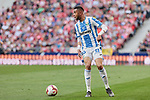 CD Leganes's Youssef En-Nesyri during La Liga match between Atletico de Madrid and CD Leganes at Wanda Metropolitano stadium in Madrid, Spain. March 09, 2019. (ALTERPHOTOS/A. Perez Meca)